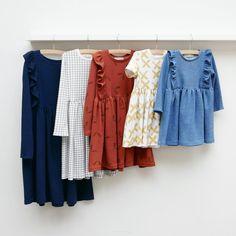 Millie dress sewing pattern - size 2-12 MIX IT MAKE IT