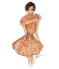 """Képtalálat a következőre: """"figurines de moda para vestir frente y espalda"""""""
