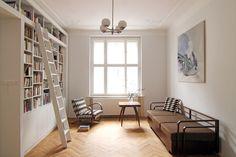 studio29, Interiér bytu na Letné – foto © archiv autorky