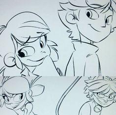 Miraculous doodles