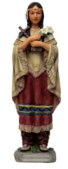 Saint Kateri Tekakwitha Veronese Collection