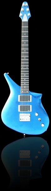 Thomas Corbishley Guitars - Handmade Electric Guitars