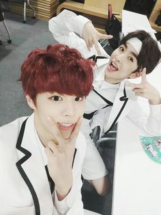 Wooshin and Xiao Up10tion Wooshin, Korean K Pop, Yu Jin, Lee Sung, Korean Entertainment, Kpop Groups, Korean Actors, Shinee, Actors & Actresses