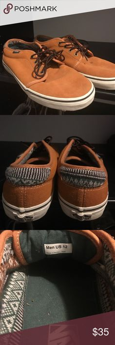 358e5e8ff81ab6 Vans chukka lows Worn once or twice great condition. Vans chukka lows Vans  Shoes Sneakers