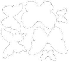 Butterfly templates