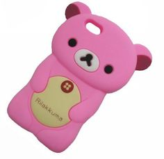 3d Bear Silicone Back Case Skin Cover for Iphone 5 Pink by central point, http://www.amazon.com/dp/B00CHKF8S0/ref=cm_sw_r_pi_dp_MmSDrb1C6XSC3