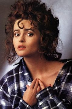 helena bonham carter is my favorite kind of beautifull