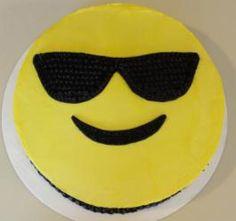 Sunglasses Emoji Cak