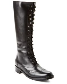 "Spotted this Santana Canada ""Patricia"" Leather Boot on Rue La La. Shop (quickly!)."