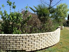 Private by AMOP | Casa e Jardim | Mobiliário de Jardim | Decoração de Exteriores. : Tosco - Muros
