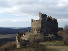 Castle with a view - Hollőkő, Hungary
