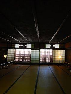 度々行きたい旅。: 京都観光:島原角屋・臨時公開を見てきました(その2)!!