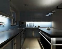 under cupboard kitchen led lighting - Google Search