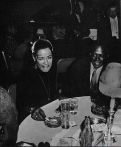Miles Davis & Billie Holiday, New York City 1958 Billie Holiday, Jazz Artists, Jazz Musicians, Music Artists, Lady Sings The Blues, You Rock My World, Vintage Black Glamour, Cool Jazz, Miles Davis