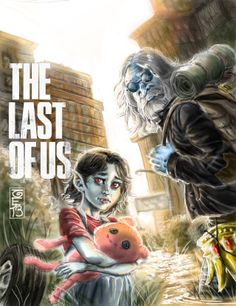 The Last Of Us: Simon And Marcy by Sean Randolph