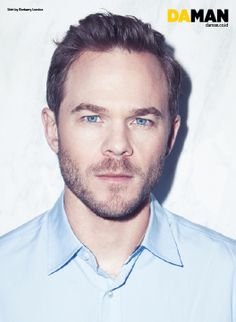 Shawn Ashmore. His EYES!! <3