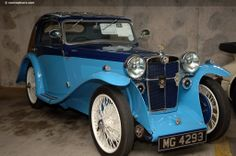 Photographs of the 1934 MG PB Airline Coupe. An image gallery of the 1934 MG PB Airline C. Mg Cars, Race Cars, Smart Fortwo, Car Humor, Concept Cars, Cars Motorcycles, Super Cars, Antique Cars, Classic Cars