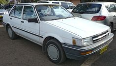 Got an '86 Corolla for Christina to learn stick when we lived in Millbury. It was maroon. Gary bought it from me.