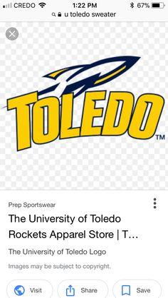 12 Best UT images in 2014 | Colleges, Toledo rockets, University