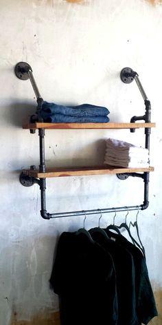 Estilo industrial. Sistema Hydro en www.mimaniqui.es