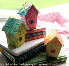 Bird houses on pinterest birdhouses bird houses and Wine cork birdhouse instructions