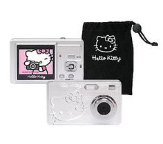 Hello Kitty! For the girl who wants to snap & share purr-fect photos! #GiftIdeas