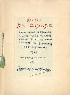 AUTO DA CIDADE - OLIVEIRA (Antonio Correia de)