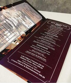 80 Contoh Flyer Menu Cafe Dan Restoran Ideas Menu Restaurant Menu Restaurant Menu Design