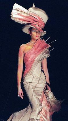 John Galliano head of Dior 1996-2011