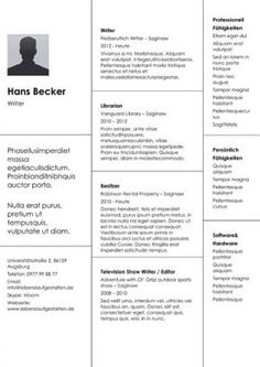Simple Resumes That Work Amazing Free Call Out Resume  Professional  Pinterest  Template