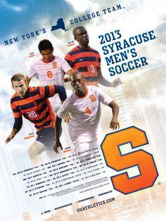 Syracuse Men's Soccer 2013