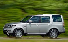 Next generation 2015 Land Rover Discovery rendered Land Rover Discovery, Discovery 5, Jaguar Land Rover, Landing, Dream Cars, Super Cars, Land Rovers, Dreams, Platform