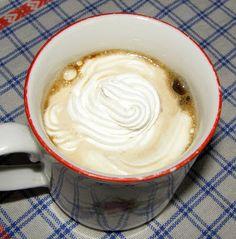 W Mojej Kuchni Lubię.. : kawa z kardamonem, miodem i bitą śmietaną...