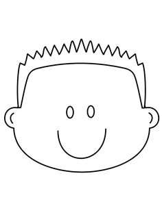 face coloring pages printable. When two people meet, which part of the body will be first seen? Face, of course. The face is one of the factors that affects the first impressions of. Cool Coloring Pages, Cartoon Coloring Pages, Coloring Pages To Print, Printable Coloring Pages, Adult Coloring Pages, Sad Faces, Cute Faces, Learning Letters, Learning Activities