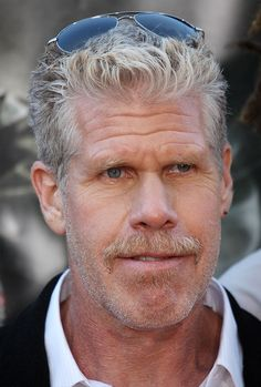 I like Ron Perlman !!!  I especially liked him in Alien Resurrection and Pacific Rim.  I know he stars in Sons of Anarchy, but I've never watched the show.  I know, I know missing out on a good show.  LOL