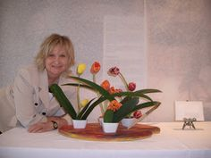 A Poet in the Garden: Rhapsody: Annual Exhibition of Ikebana International Montreal Chapter