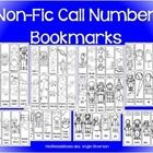 These are bookmarks to use in a school library. They are black and white to make for easy copying. They can be copied and just handed out as regula...  $3
