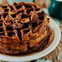 PHTHALATE FREE JUST SCENT PUMPKIN PECAN WAFFLESFragrance Oil Type - You will love our version of this very popularduplication! Everyone fell in love with oil! It is so cozy and warm, rich and delicious!A scrumptious blend of pumpkin waffles and butterwithsweet,pure maple syrup and a touches of brown sugar. This issuper strong in soyand safe for bath and body. 200 FP.  Click on the picture and add your ...