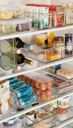 A place for everything and everything in its place. #kitchendiy #organization