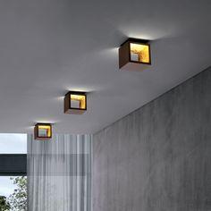 Cubò Ceiling / Wall Lamp