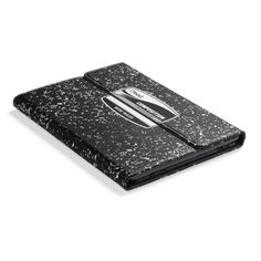 """Kensington - Products - Ranges - Trapper Keeper® & Mead® Collection Universal Tablet Cases - Composition Book Universal Case for 10"""" Tablets — Black"""
