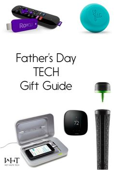 gadgets for father's day uk