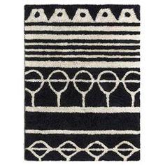 Tapis Oudéa, pure laine