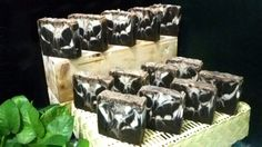Soap by kim : Cold Process soap making ( Scrup Coffee )