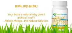Natural Needs Natural-African Mango