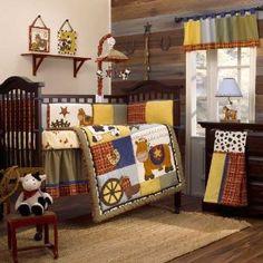 Cowboy Baby Room
