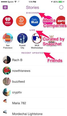 An Adult's Guide To Snapchat - BuzzFeed News