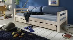 Toddler Bed, Couch, Storage, Room, Furniture, Home Decor, Kiefer, Daybeds, Anton