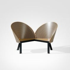 Nanna Ditzel, Bench for Two