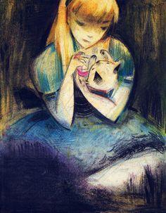 Dreaming of Wonderland.